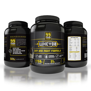 99 your power whey 80